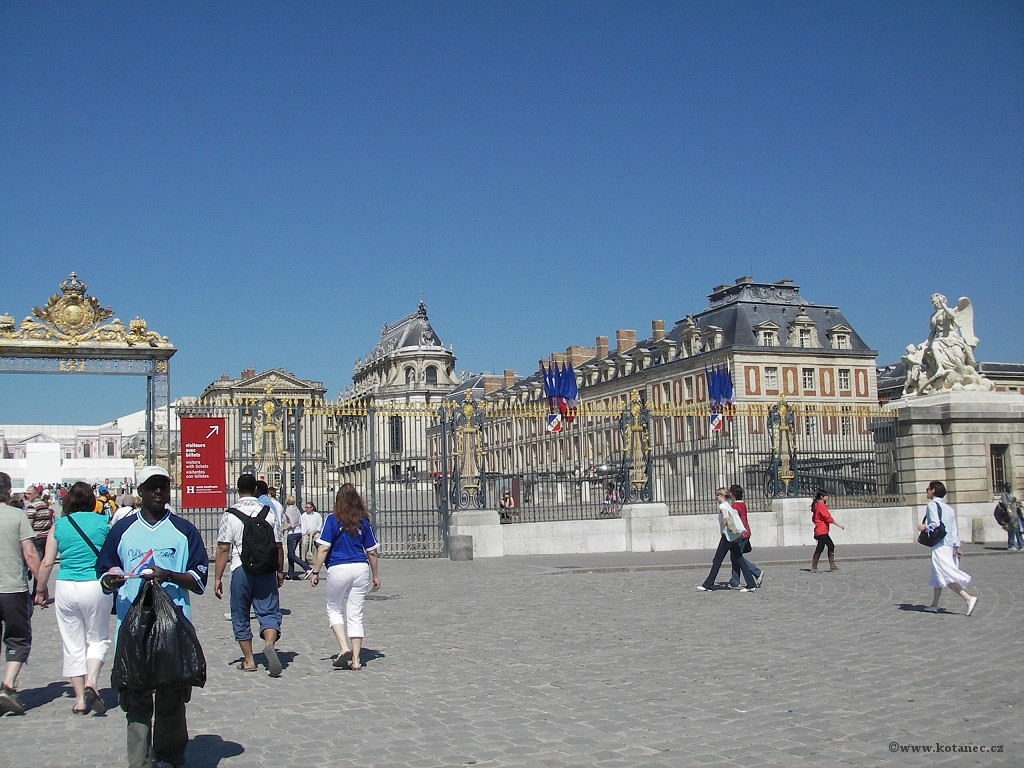001 Paris - Versailles