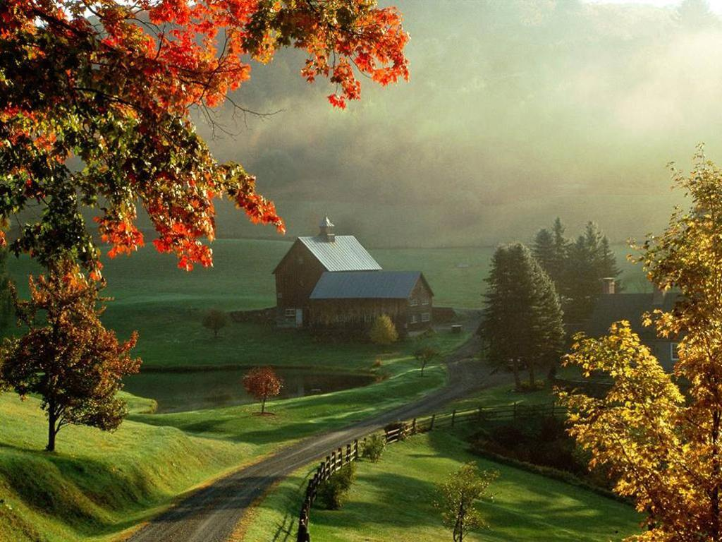 001 krajina Woodstock Vermont