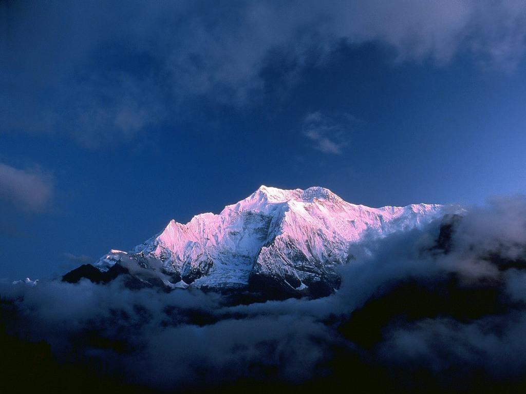 001 Annapurna Nepal