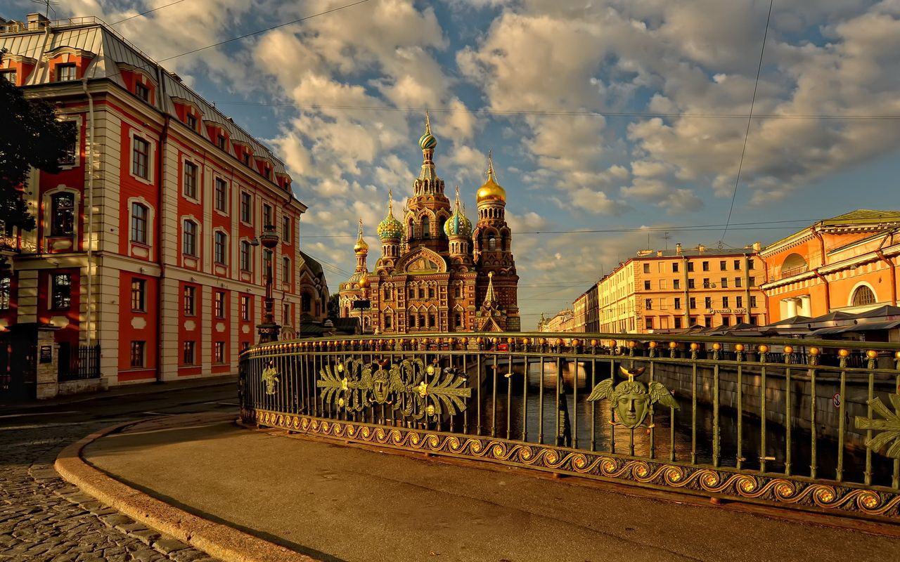 002 Saint Petersbourg - Russia