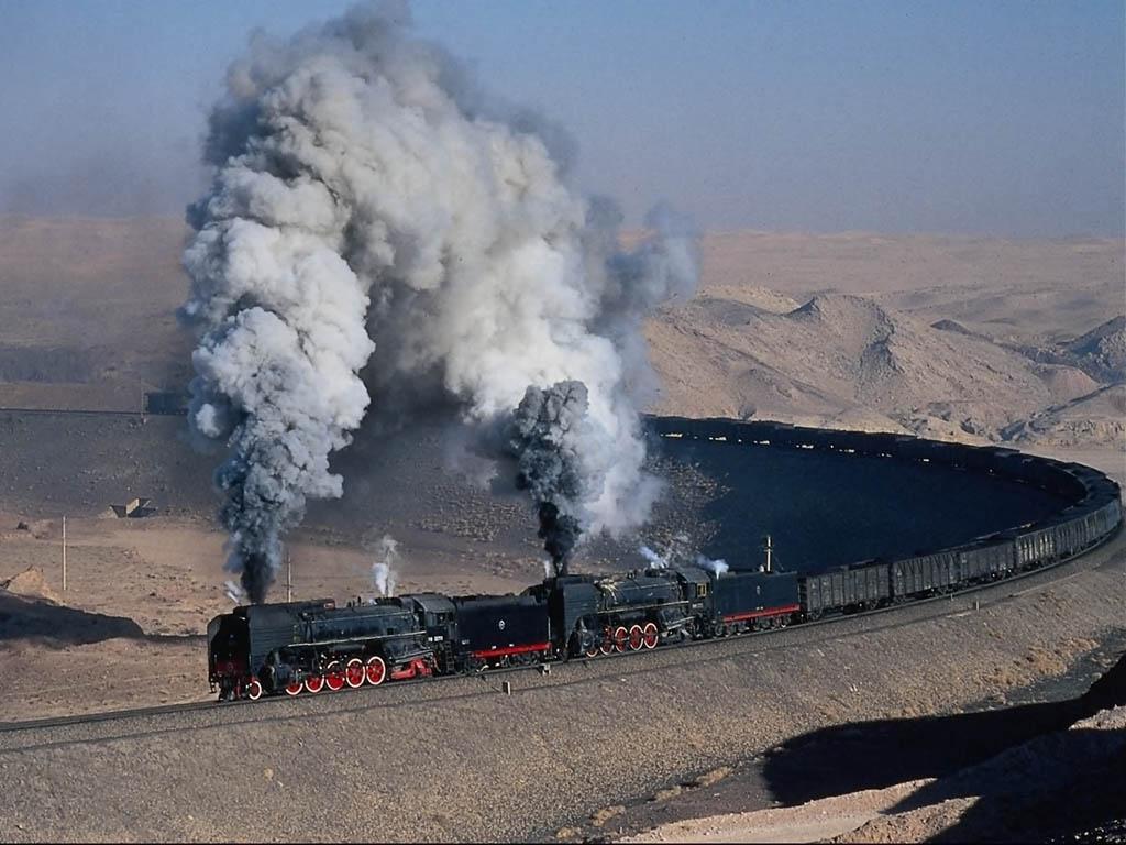 002 vlaky - nádraží