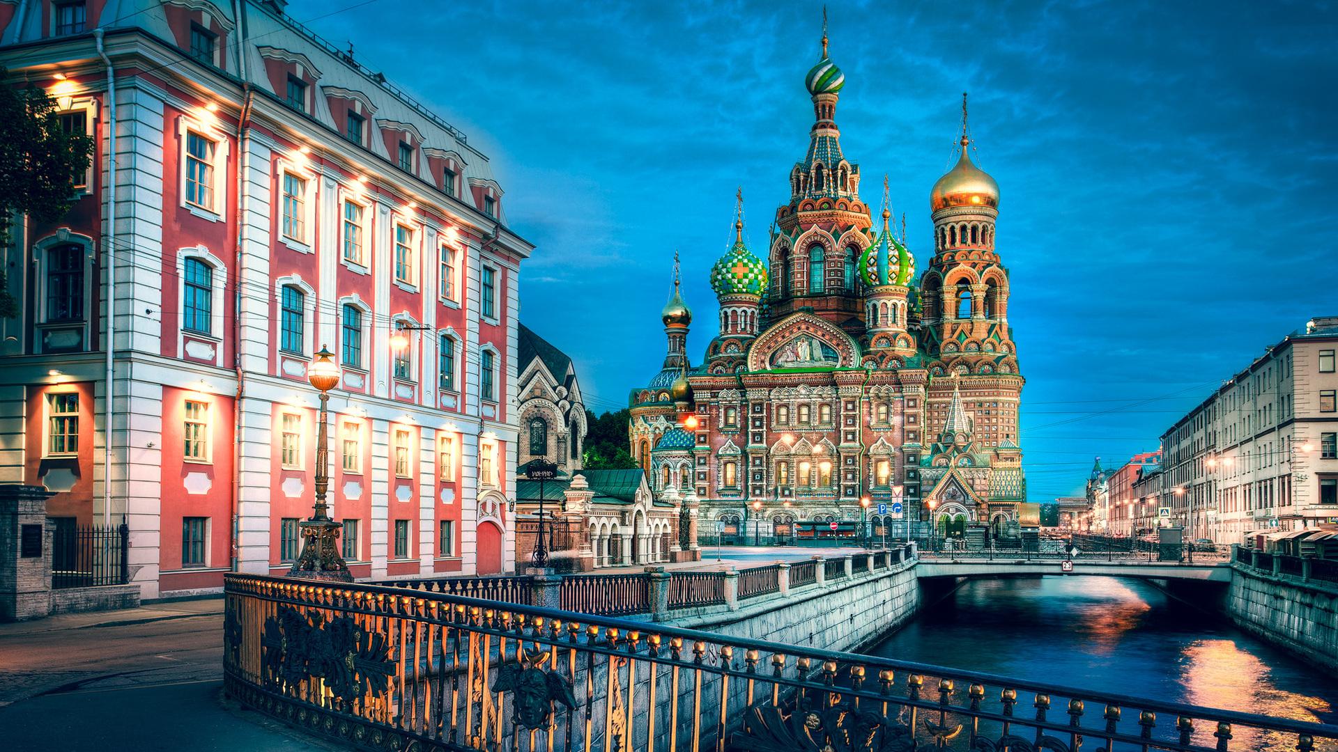 003 Saint Petersbourg - Russia