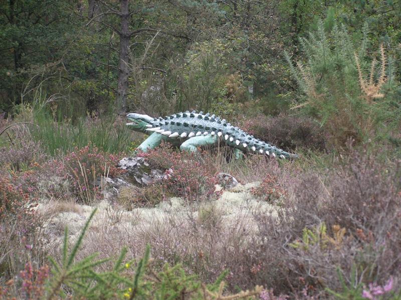 003 pravěk prehistoric dinosaur dinosauři