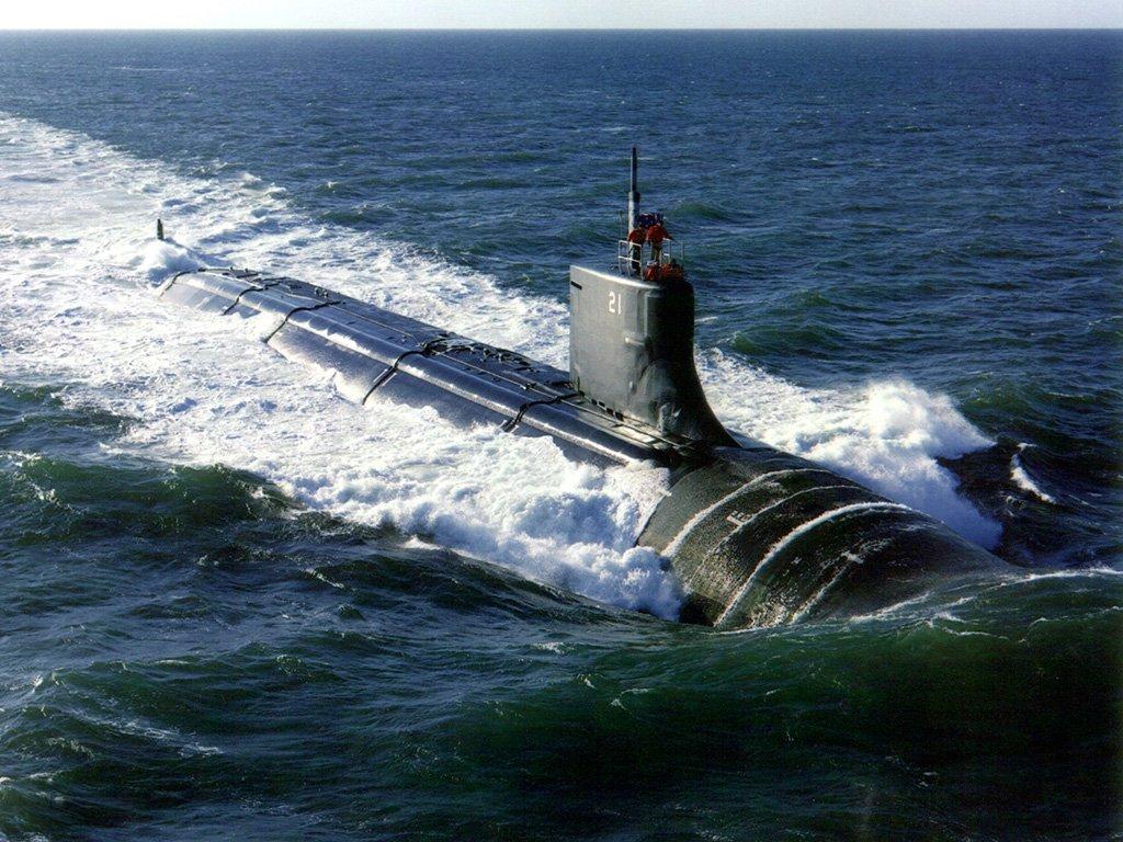 004 lodě - ponorka