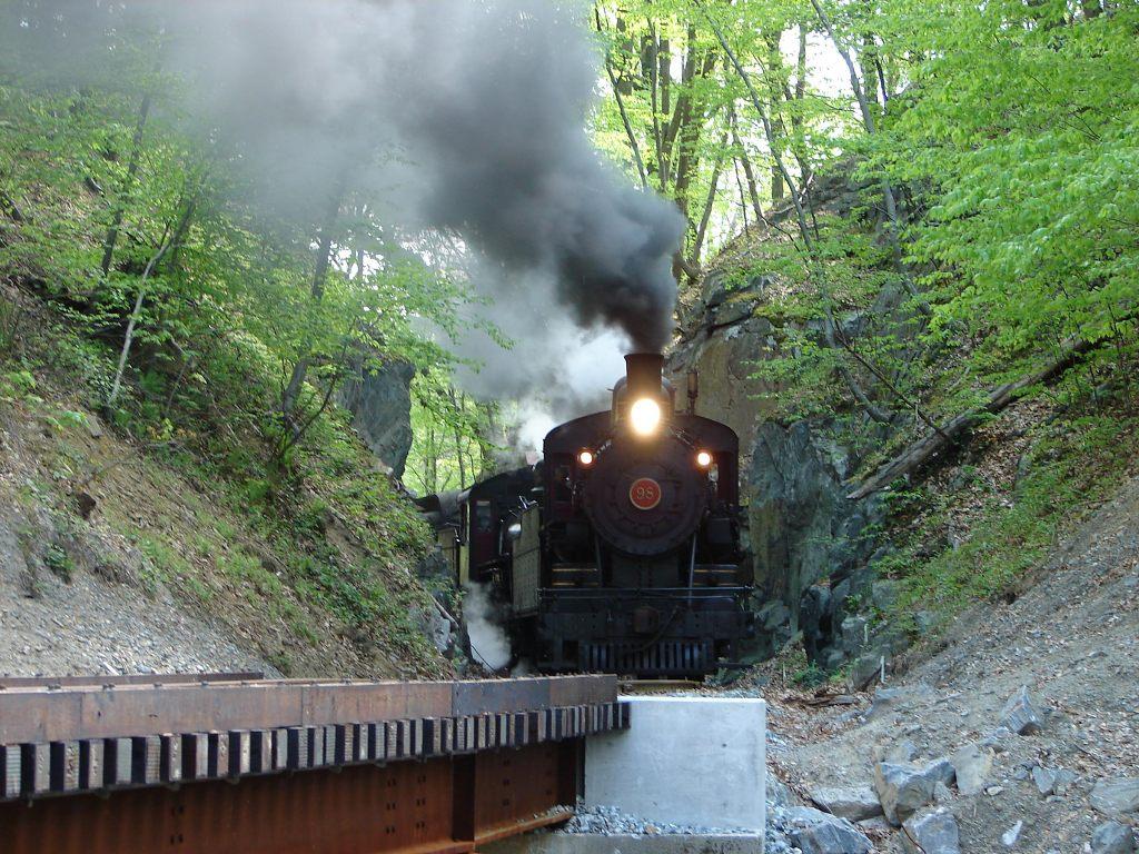 004 vlaky - nádraží