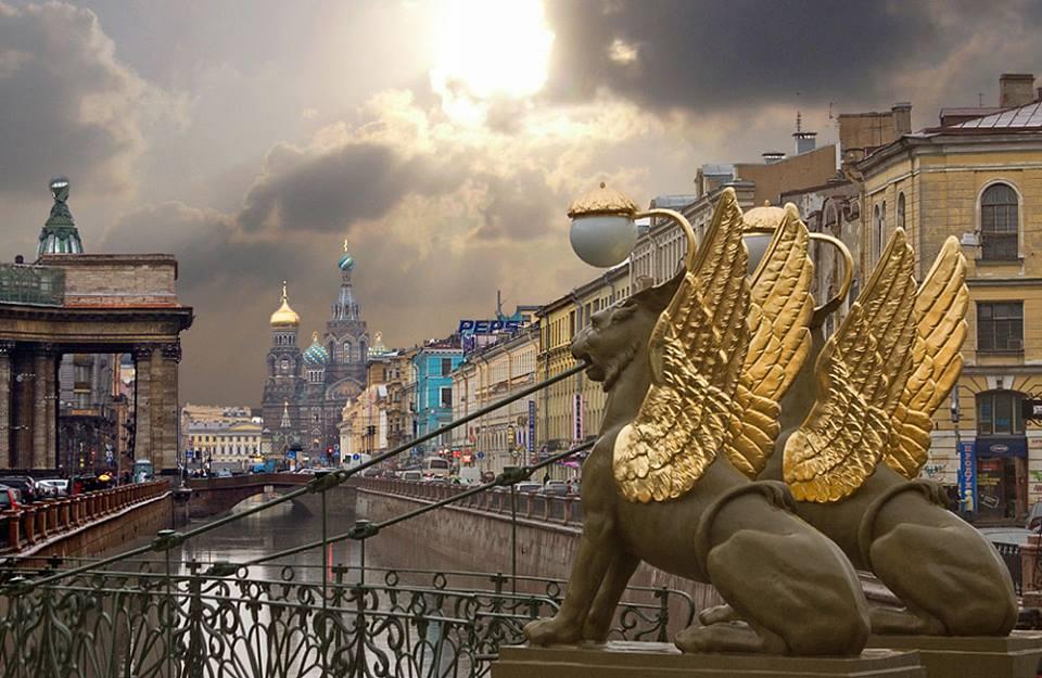 005 Saint Petersbourg - Russia
