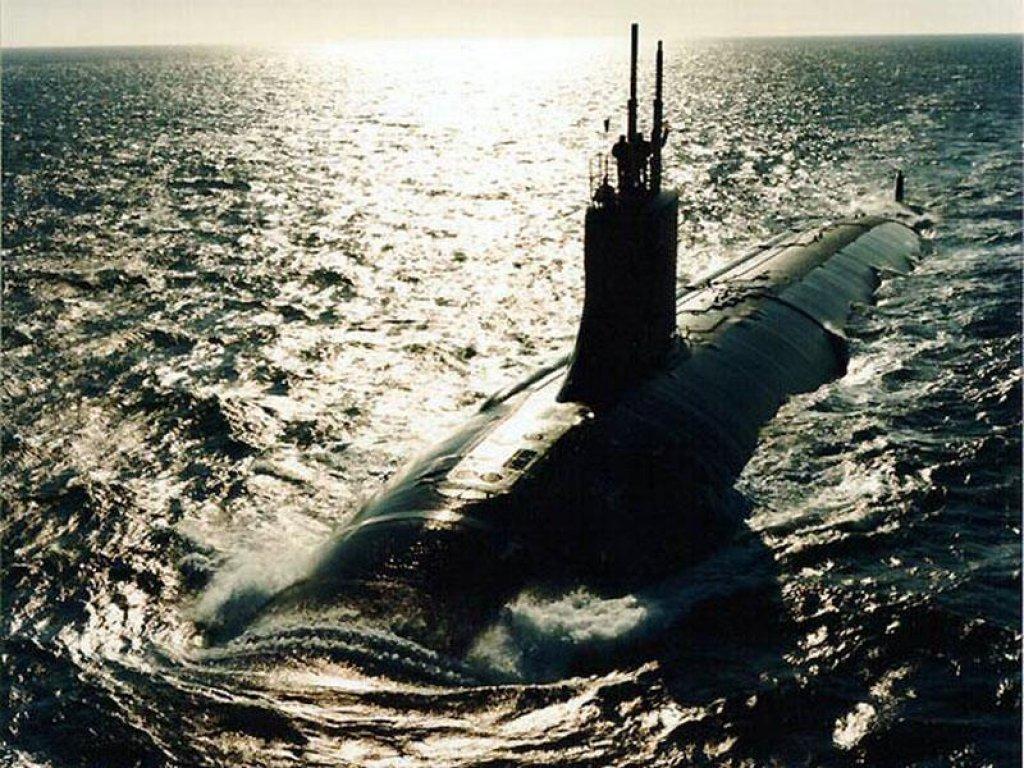 005 lodě - ponorka