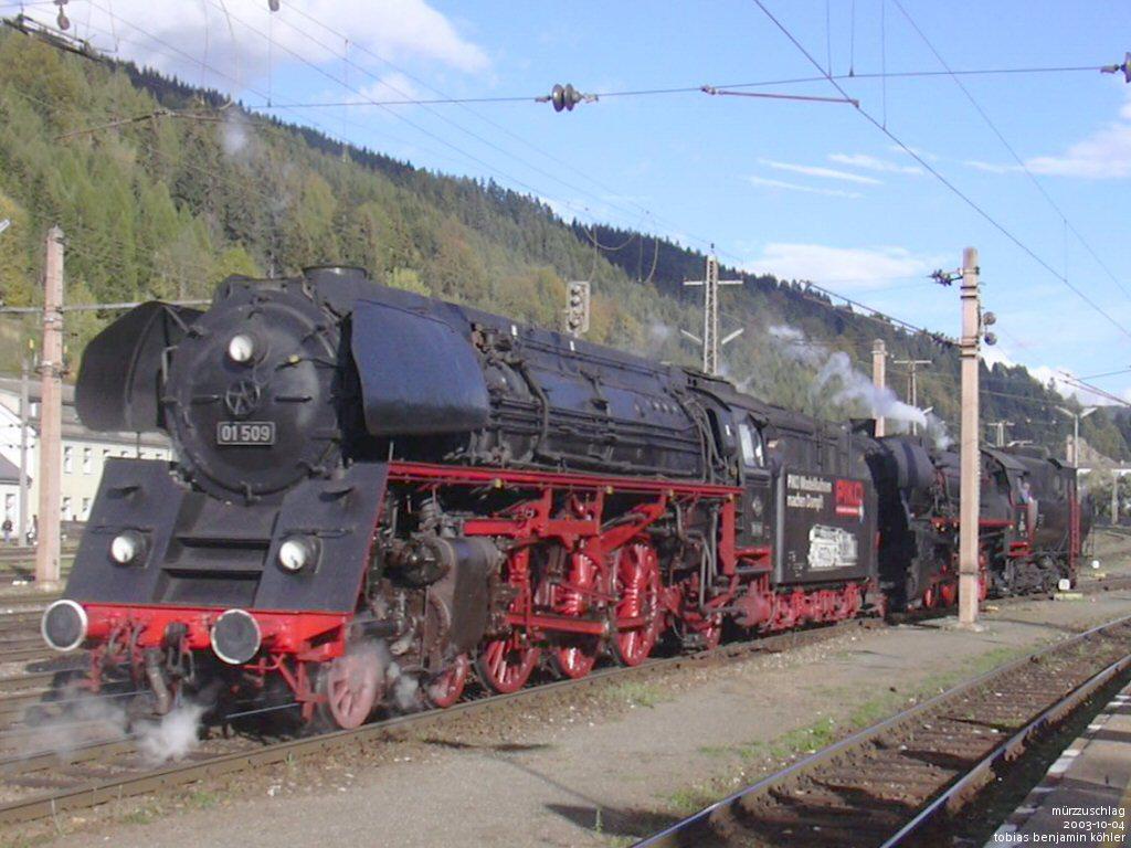 005 vlaky - nádraží