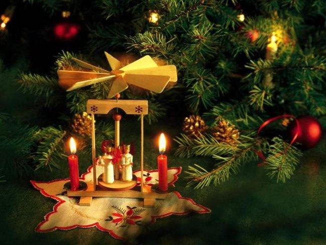 006 Vánoční pohledy pohlednice Christmas
