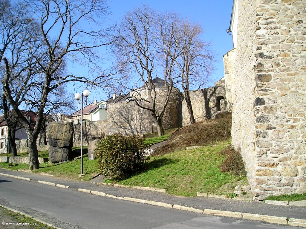 007 Kadaň - hrad