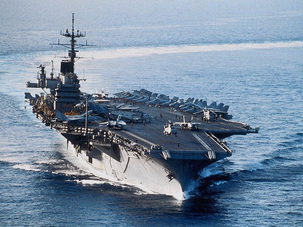 007 lodě - letadlová loď