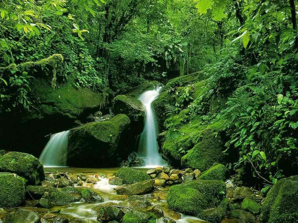007 vodopády - waterfalls - příroda - nature