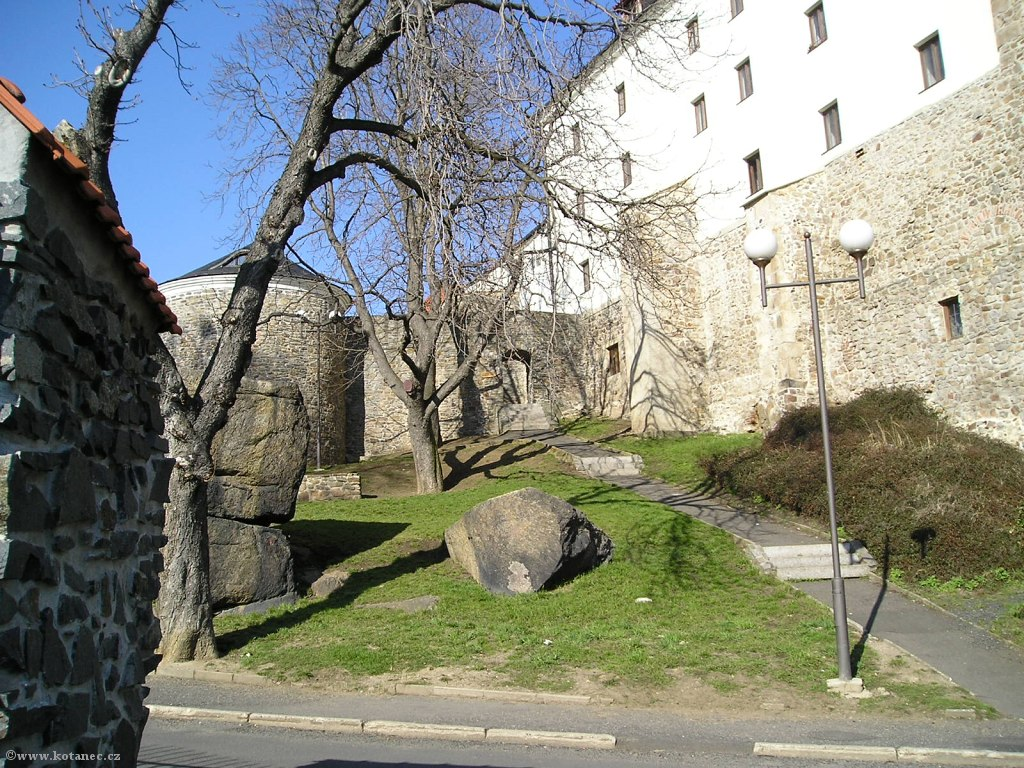 008 Kadaň - hrad
