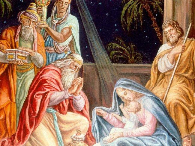 008 Vánoční pohledy pohlednice Christmas