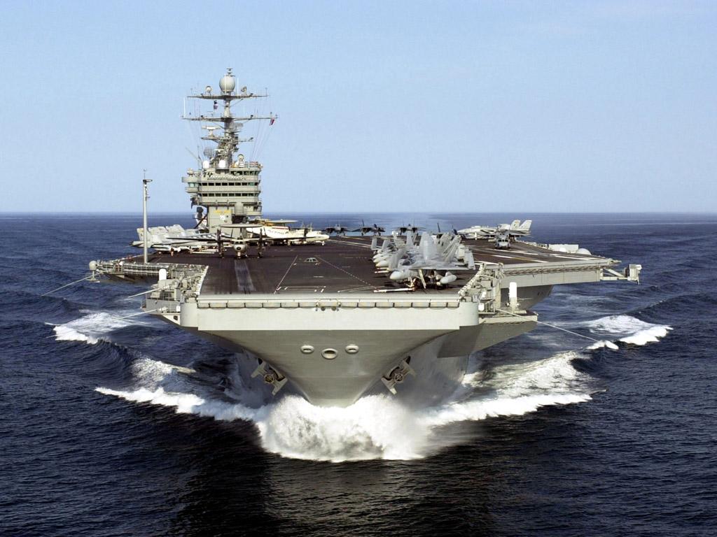 008 lodě - letadlová loď
