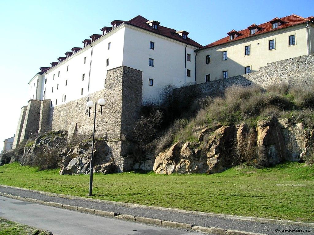 009 Kadaň - hrad