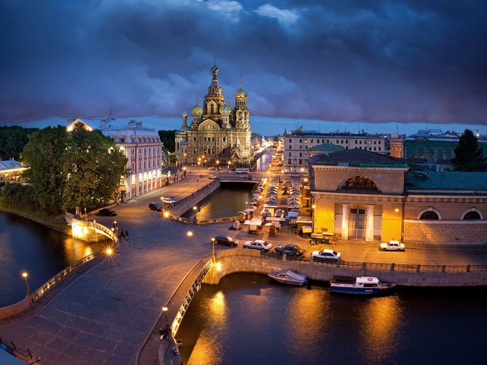 009 Saint Petersbourg - Russia