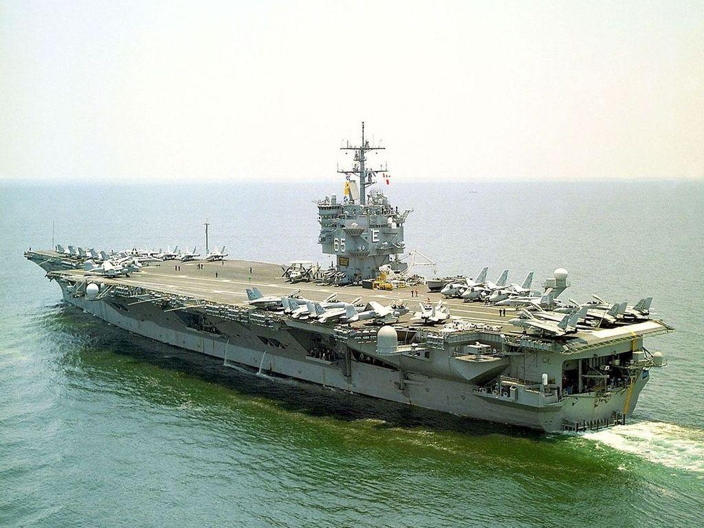 009 lodě - letadlová loď