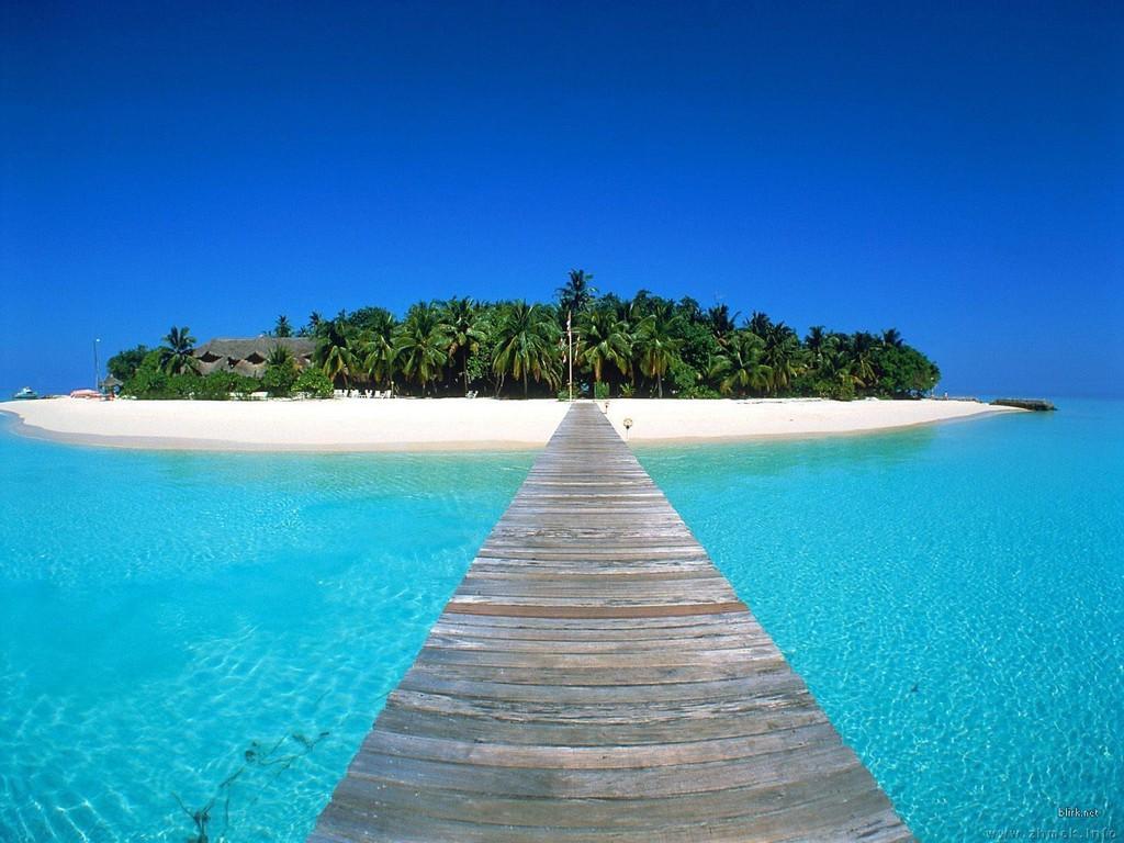 009 moře pláž palmy ostrov