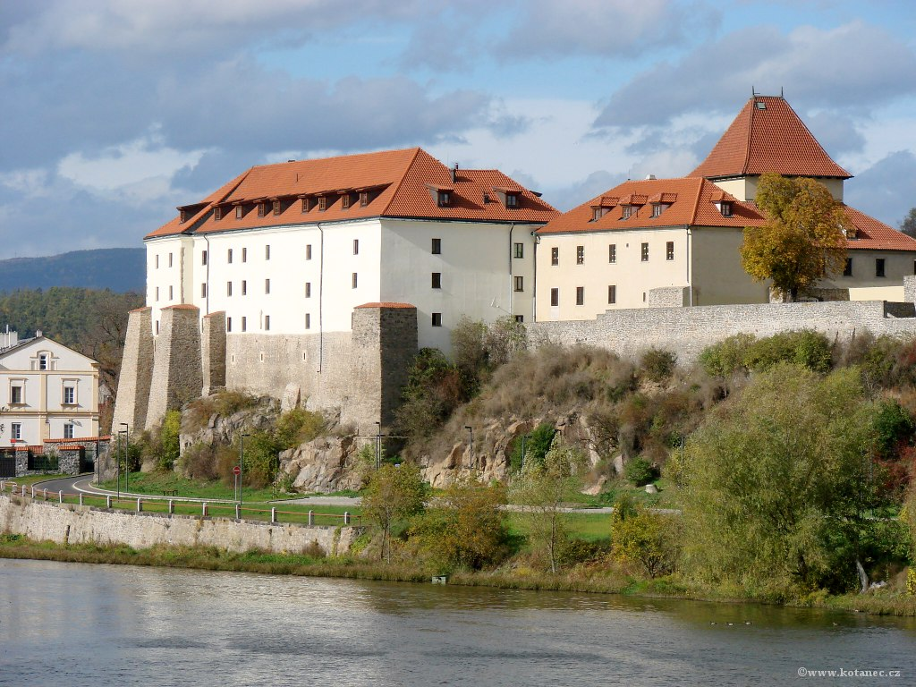 010 Kadaň - hrad