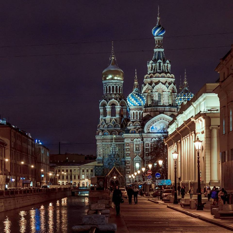 010 Saint Petersbourg - Russia