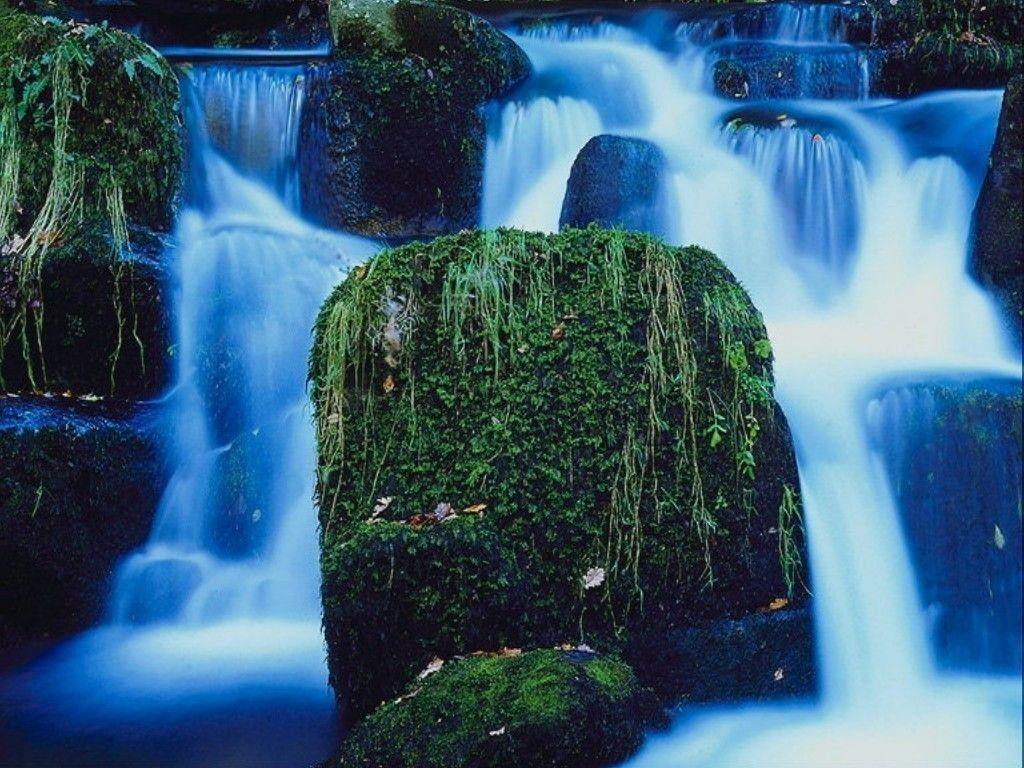 010 vodopády - waterfalls - příroda - nature