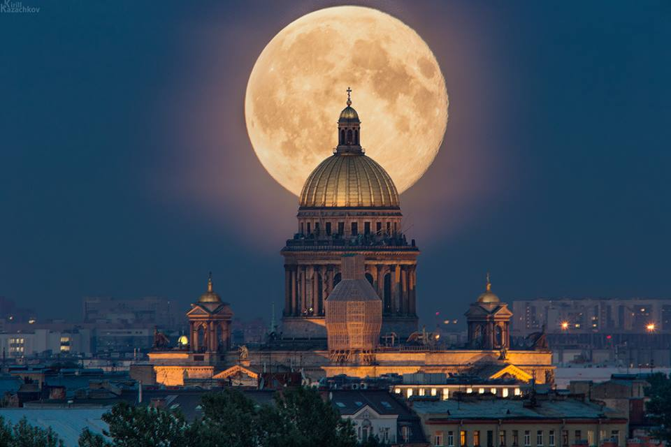 011 St.Petersbourg - Saint Isaac's Cathedral - RF