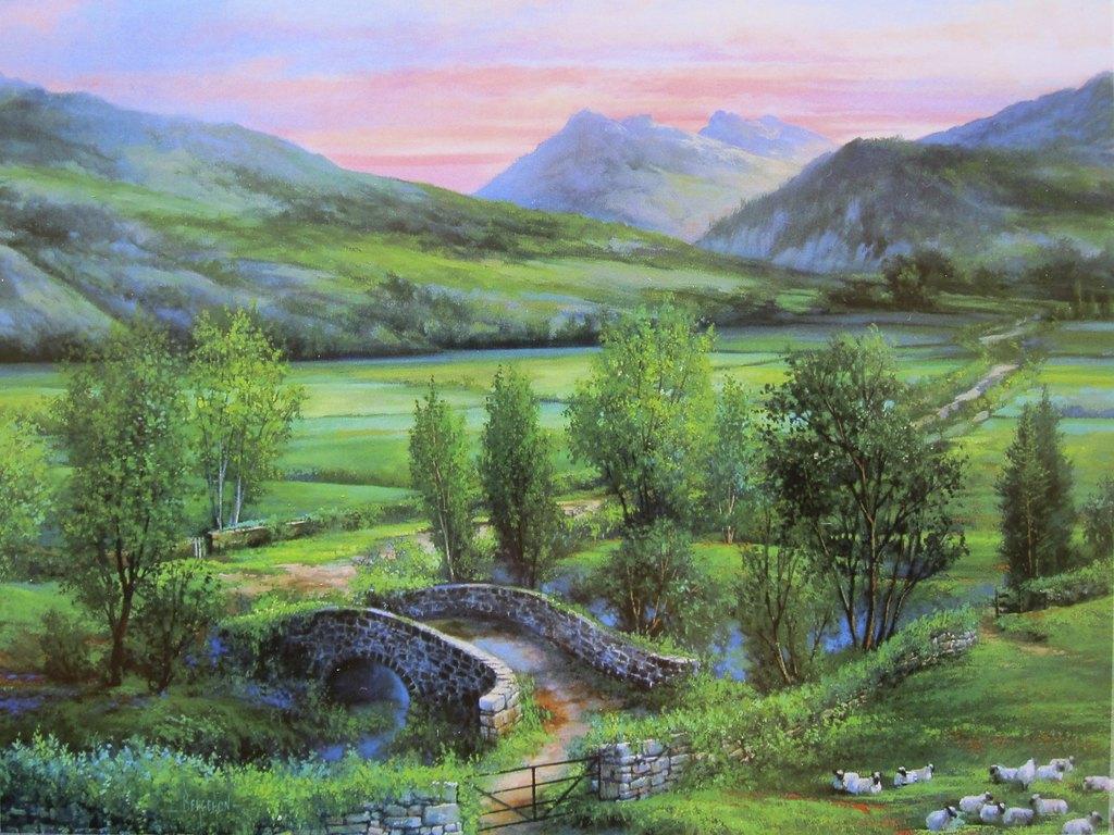 011 krajina - příroda - landscape - nature