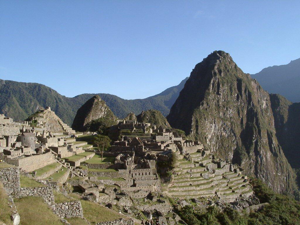011 Machu Picchu Peru