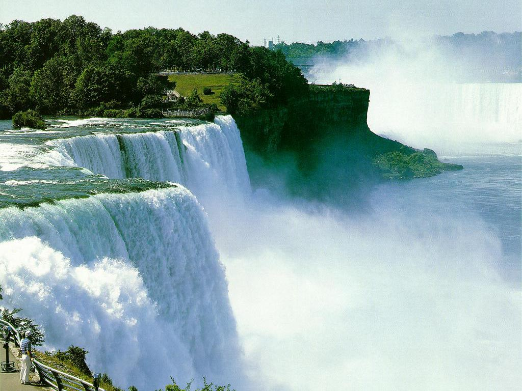 011 vodopády - waterfalls - příroda - nature