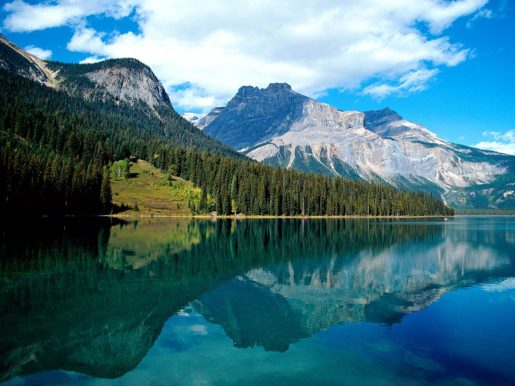 012 Emerald Lake Yoho National Park Canada