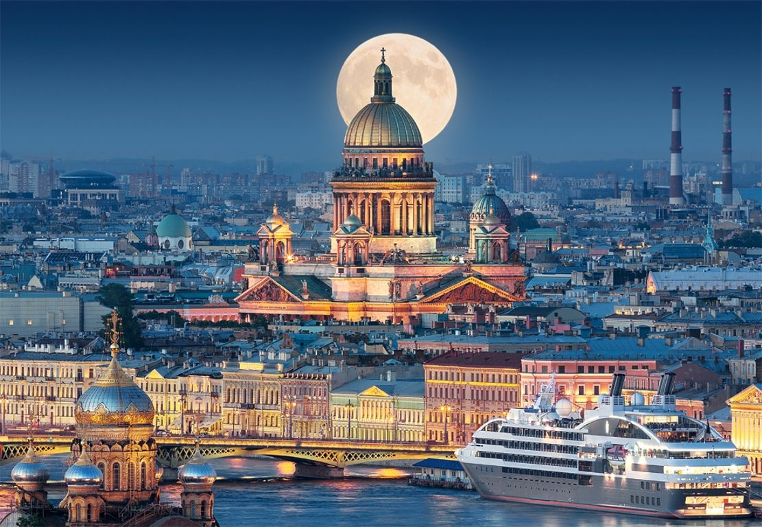 012 St.Petersbourg - Saint Isaac's Cathedral - RF