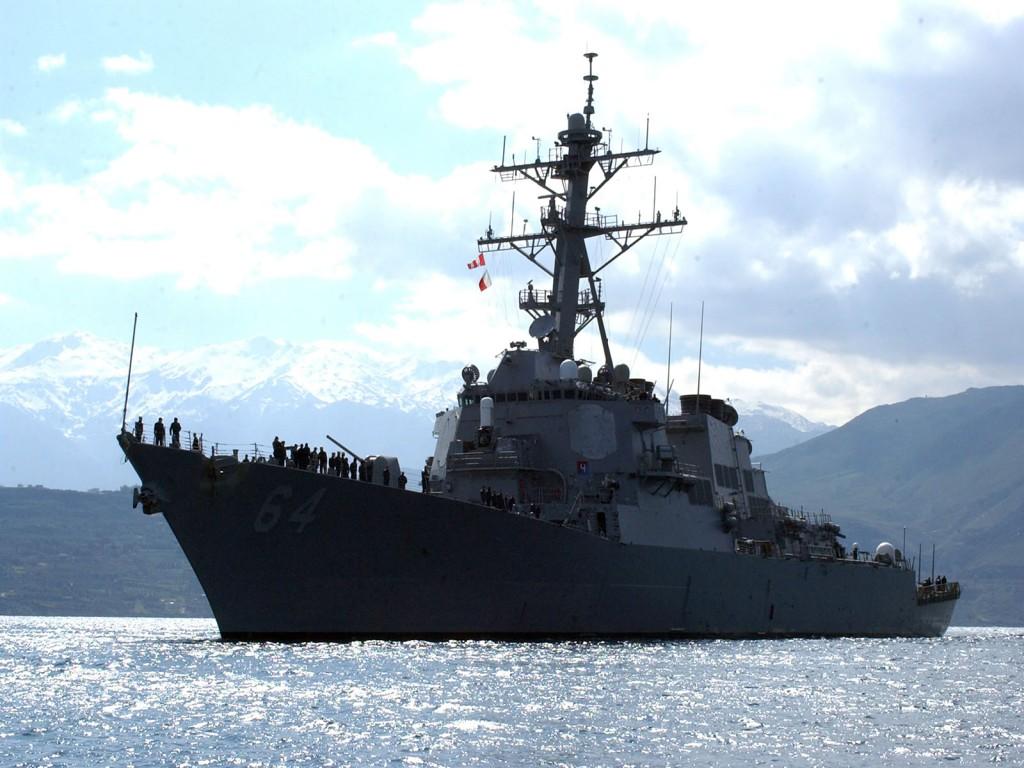 013 lodě - bitevní loď