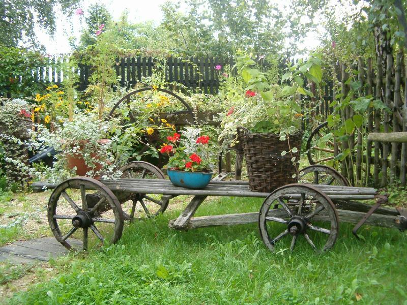 013 staré chalupy - farmy - mlýny
