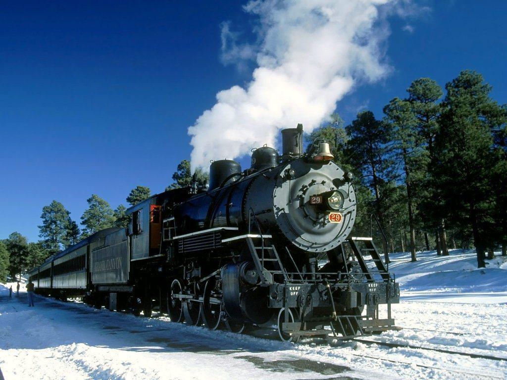 013 vlaky - nádraží