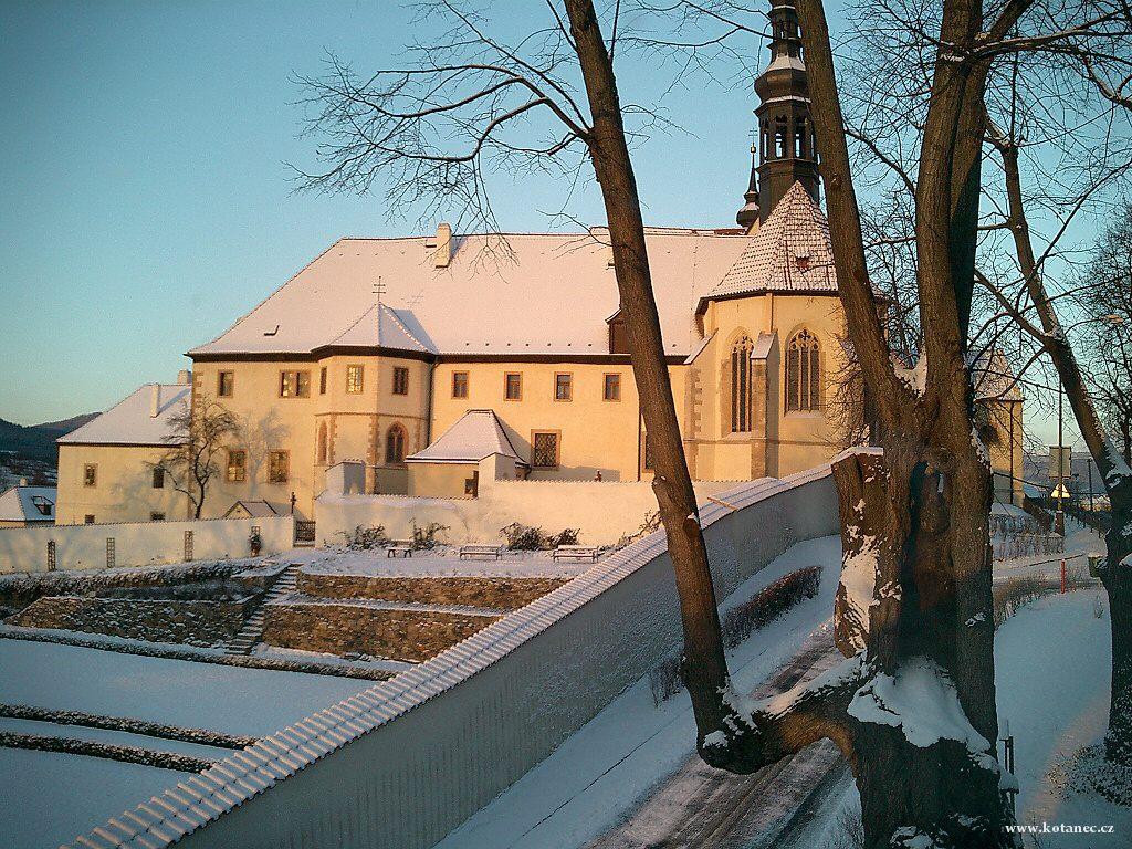 014 Kadaň - Františkánský klášter