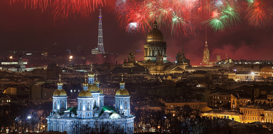014 Saint Petersbourg - Russia - Rusko