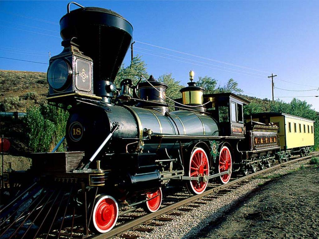 014 vlaky - nádraží