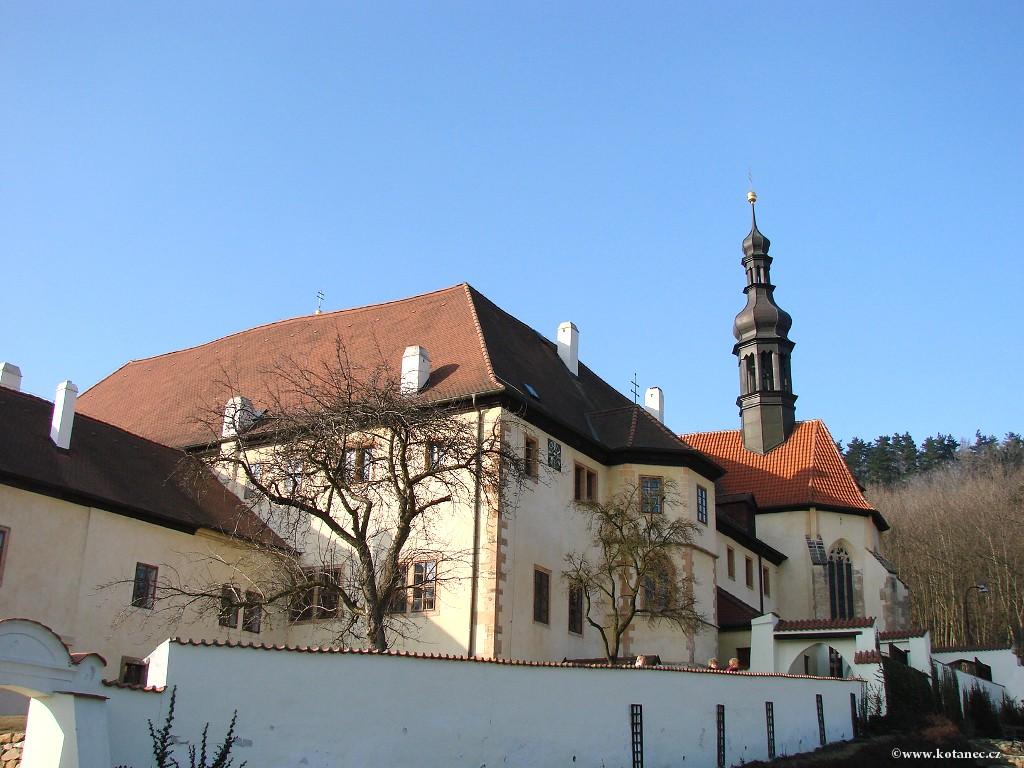 015 Kadaň - Františkánský klášter