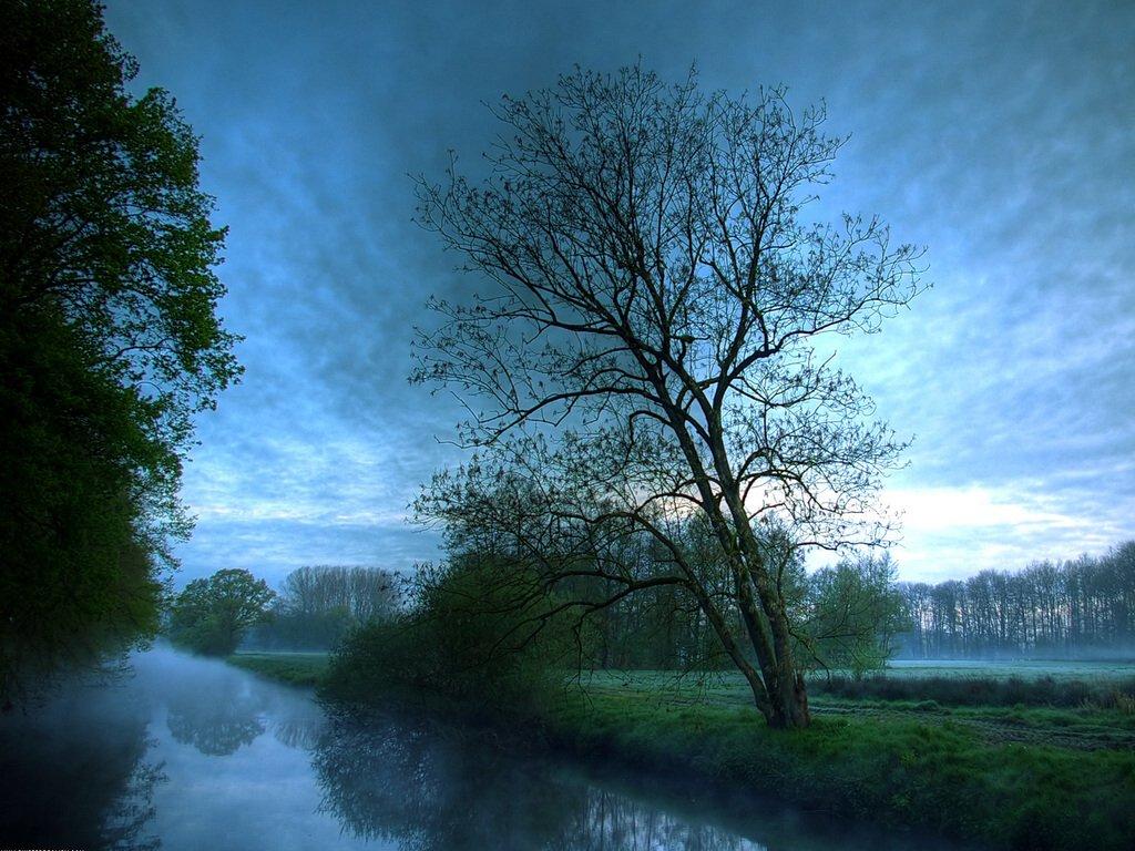 015 krajina - příroda - řeka - nature - landscape