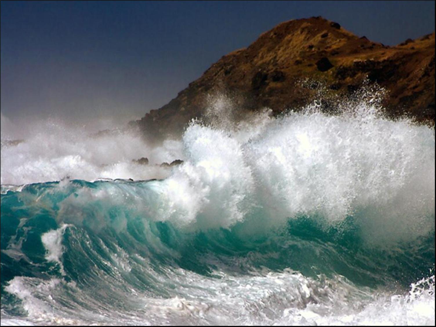 015 moře vlny