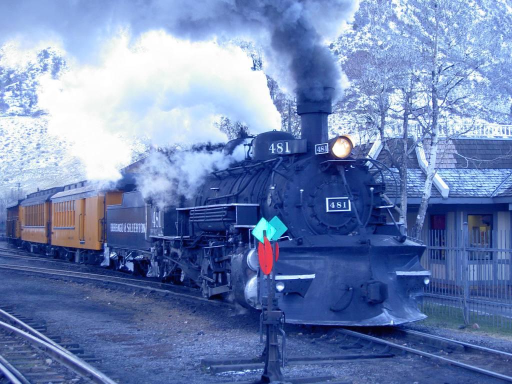 015 vlaky - nádraží