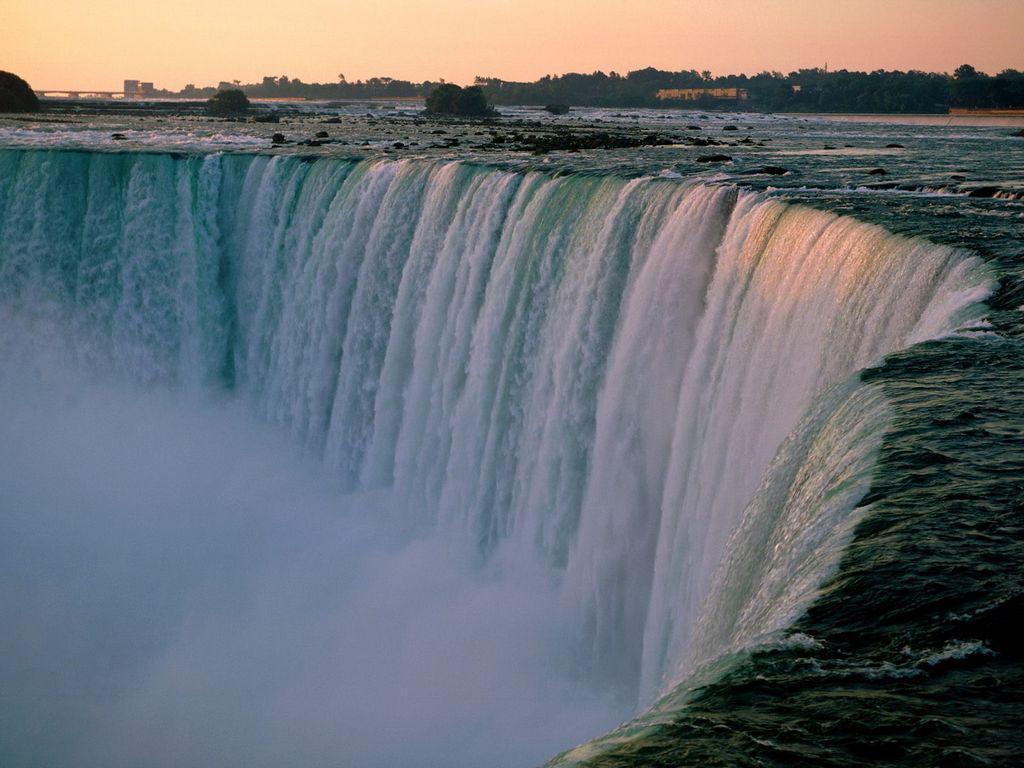 015 vodopády - waterfalls - příroda - nature