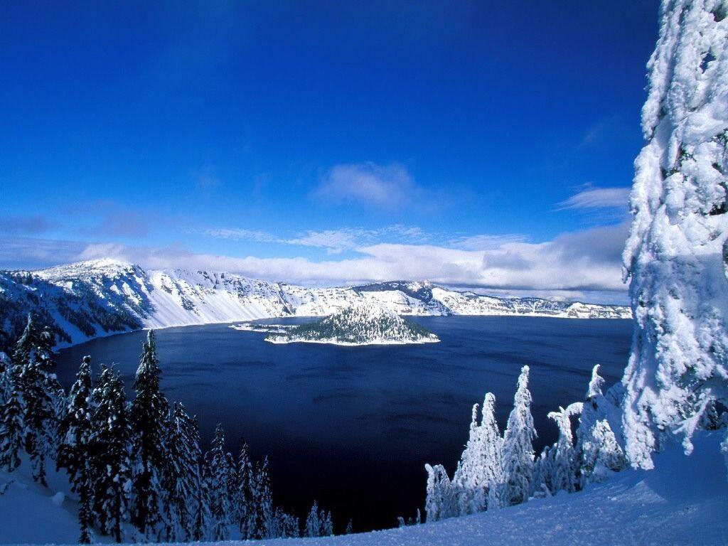015 zimní krajina - winter landscape
