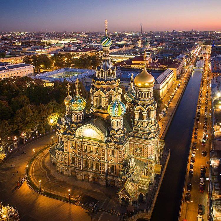 016 Saint Petersbourg - Russia - Rusko