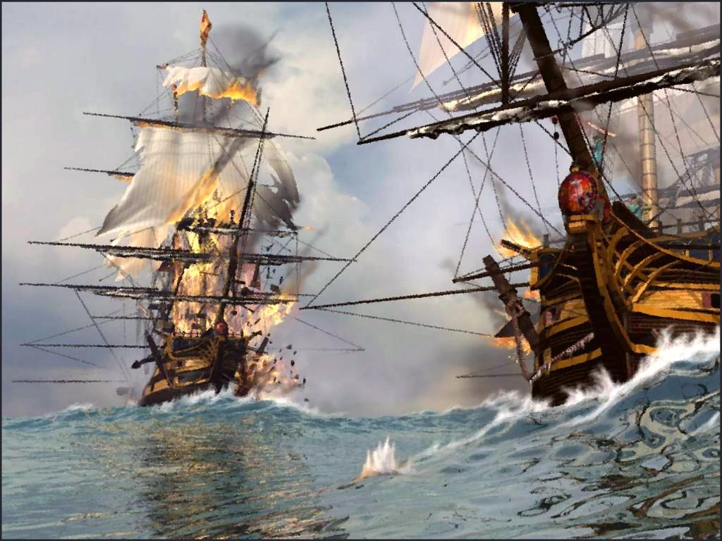 016 lodě - koráby bitva