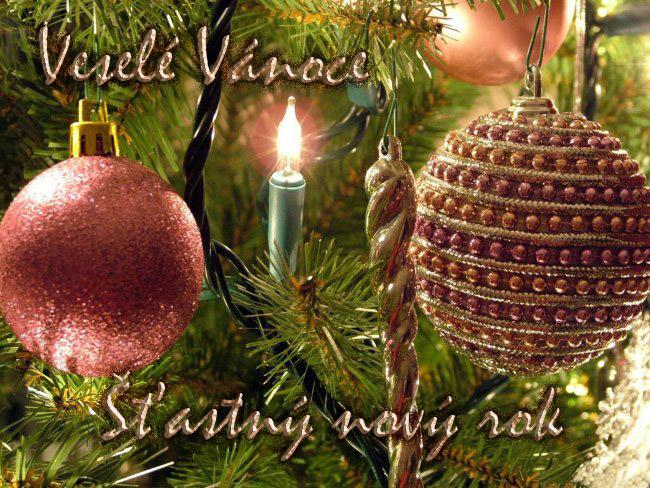 017 Vánoční pohledy pohlednice Christmas