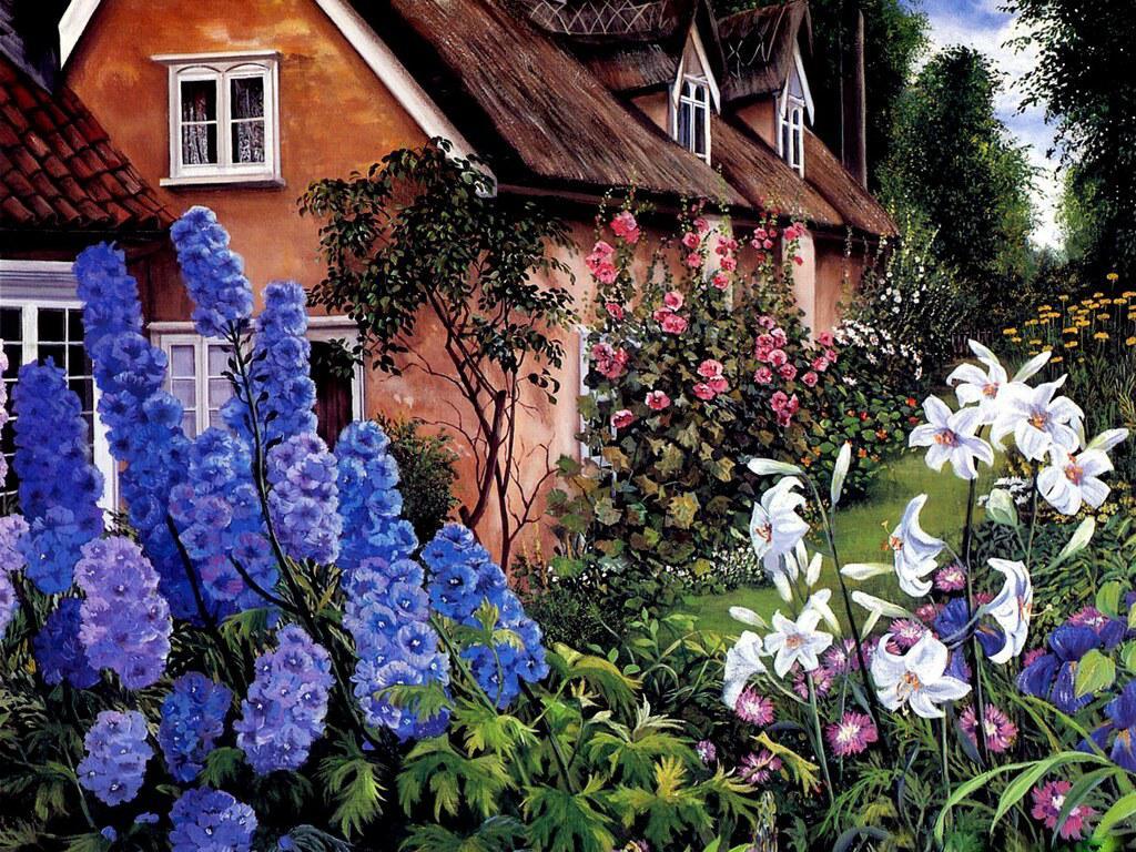 017 parky zahrady květiny