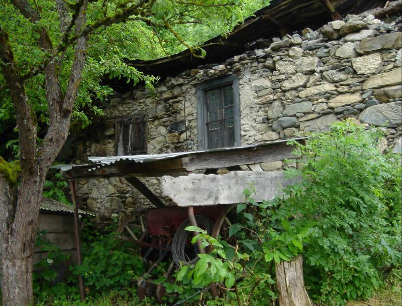 017 staré chalupy - farmy - mlýny