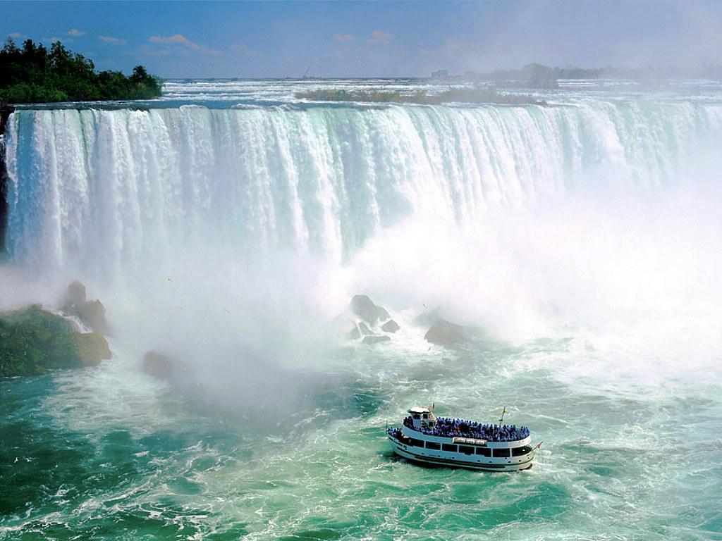 017 vodopády - waterfalls - příroda - nature